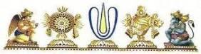 Vadakalai Thiruman kaappu