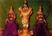 Tirupathi, Sri Balaji Thirumanjanam