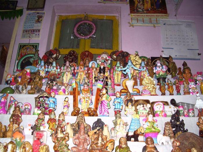 Navaratri Kolu